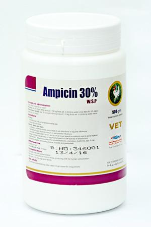 Ampicin 30 % (W.S.P)