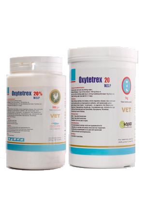 Oxytetrex  20 (W.S.P)