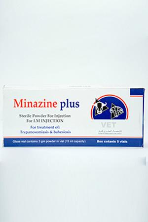 Minazine plus (INJ)