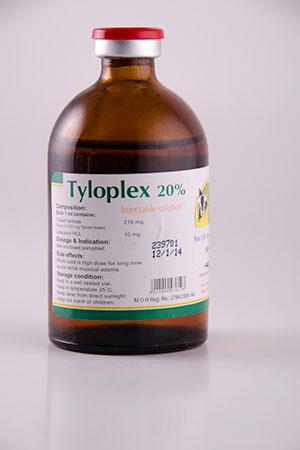 Tyloplex 20 %  INJ