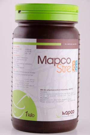 Mapco Stress New(W.S.P)