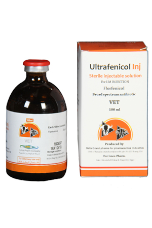 Ultrafenicol 30 (injection )